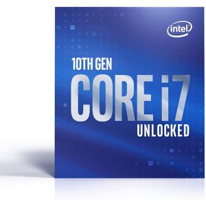 Intel Core i7-10700K Unlocked Desktop Processor