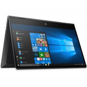 "HP ENVY x360 15.6"" Touchscreen 2-in-1 Laptop AMD Ryzen 5 8GB RAM 512GB SSD Nightfall Black"