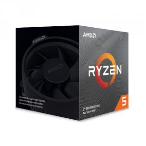 AMD Ryzen 5 3600XT Unlocked Desktop Processor w/ Wraith Spire Cooler