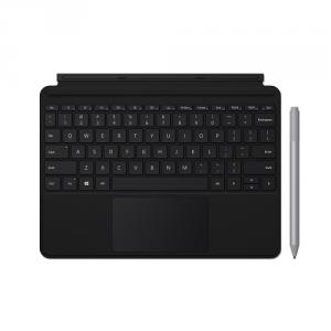 Microsoft Surface Go Type Cover Black + Surface Pen Platinum