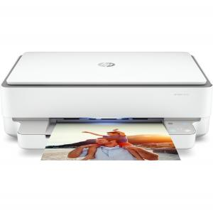 HP ENVY 6055 Wireless Color Inkjet All-in-One Printer, Instant Ink