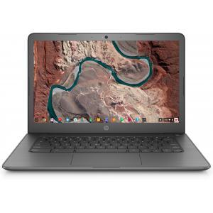 """HP Chromebook 14"""" Intel Celeron N3350 4GB RAM 32GB eMMC Chalkboard Gray"""
