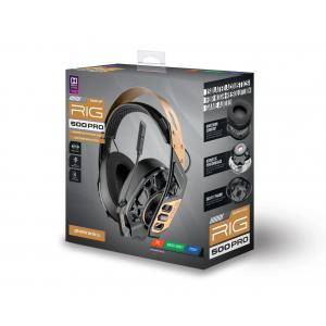 RIG 500 PRO High-Resolution Surround-Ready Gaming Headset