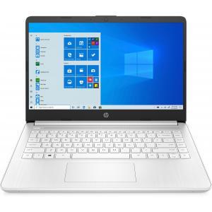 "HP 14 Series 14"" Laptop AMD Athlon 3020e 4GB RAM 64GB eMMc Snowflake White"