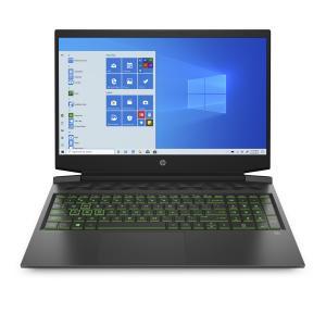 "HP Pavilion 16"" Gaming Laptop Intel Core i7-10750H 8GB RAM 256GB SSD GTX 1650Ti 4GB"