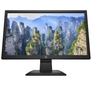 "HP V20 19.5"" HD+ Monitor Black"