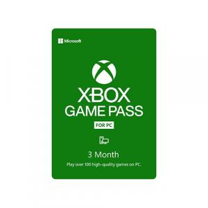 Microsoft Xbox Game Pass For PC 3 Month Membership (Email Delivery)