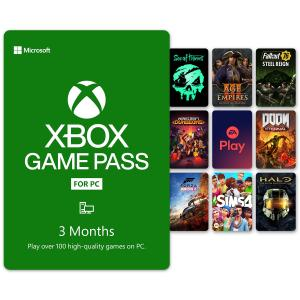 Xbox Game Pass For PC 3 Month Membership (Email Delivery)