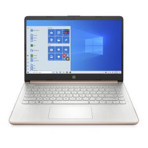 "HP Stream 14 Series 14"" Touchscreen Laptop AMD 3020e 4GB RAM 64GB eMMC Pale Rose Gold"