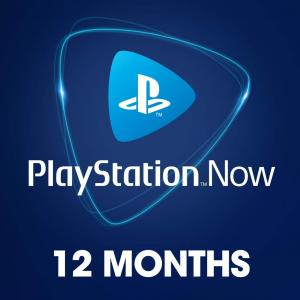 PlayStation NOW: 12-Month Subscription (Email Delivery)