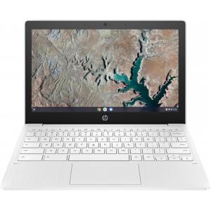 "HP 11a 11.6"" Chromebook MediaTek MT8183 4GB RAM 32GB eMMC Snow White"