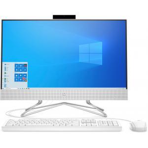 "HP 24"" All- in- One Desktop Computer Intel Core i5 8GB RAM 512GB SSD Snow White"