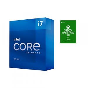 Intel Core i7-11700K Unlocked Desktop Processor + Microsoft Xbox Game Pass For PC 3 Month Membership (Email Delivery)