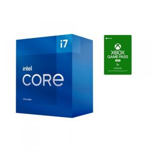 Intel Core i7-11700 Desktop Processor + Microsoft Xbox Game Pass For PC 3 Month Membership (Email Delivery)
