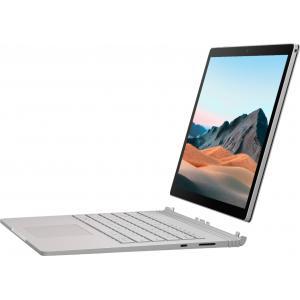 "Microsoft Surface Book 3 13.5"" Intel Core i7-1065G7 32GB RAM 1TB SSD Platinum"
