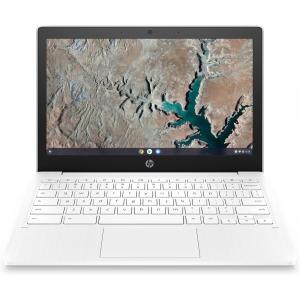 "HP 11a 11.6"" Touchscreen Chromebook MediaTek MT8183 4GB RAM 32GB eMMC Snow White"
