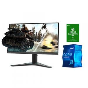 "Intel Core i9-11900K Unlocked Desktop Processor + Microsoft Xbox Game Pass For PC 3 Month Membership (Email Delivery) + Lenovo G27Q 27"" QHD (2560 x 1440) IPS 165Hz 1ms MPRT Freesync Premium Gaming Monitor"