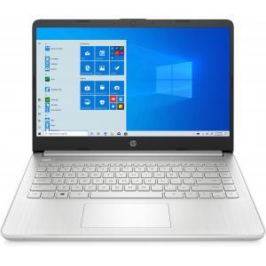 "HP 14 Series 14"" Touchscreen Laptop AMD Ryzen 3-3250U 8GB RAM 256GB SSD Natural Silver"