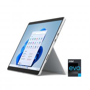 "Microsoft Surface Pro 8 13"" Tablet Intel Core i5-1135G7 8GB RAM 512GB SSD Platinum"