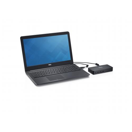 Dell Docking Station D3100   For Notebook   USB 3.0   5 X USB Ports   2 X USB 2.0   3 X USB 3.0   Network (RJ 45)   HDMI   DisplayPort