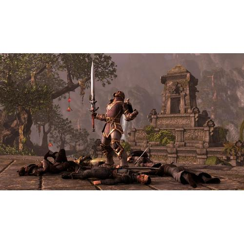 The Elder Scrolls Online: Tamriel Unlimited Xbox One   For Xbox One   ESRB Rated Mature (17+)