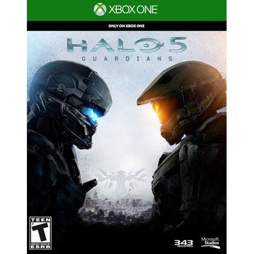 Microsoft Halo 5 Xbox One - For Xbox One - ESRB Rated T (Teen 13+) - First Person Shooter - Multiplayer Supported