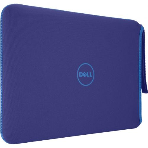 "Dell Inspiron 11"" Carrying Sleeve Bali Blue   Fits Inspiron 11"" Notebook   Slim, Lightweight Design   Reversible Sleeve   Durable & Accessible"