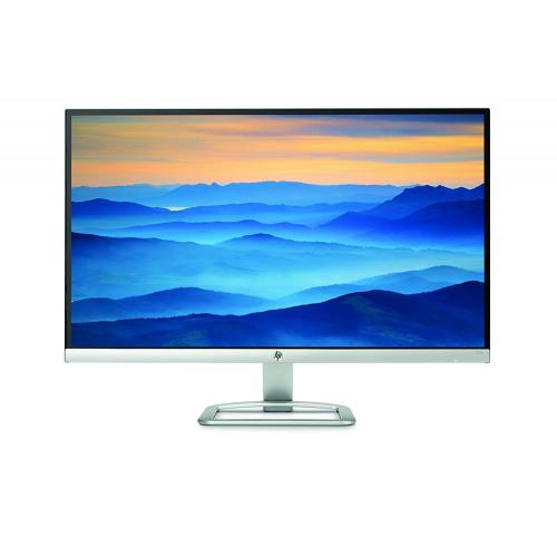 "HP 27er 27"" LCD Monitor Natural Silver - 1920 x 1080 Full HD display - In-plane Switching Technology - 60Hz refresh rate - Panoramic view - 6ms response rate"