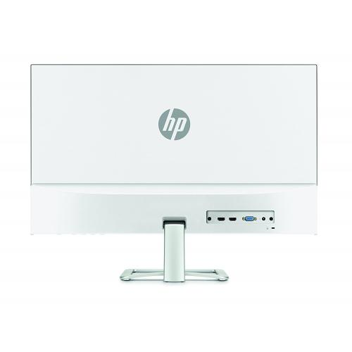 "HP 27er 27"" LCD Monitor Natural Silver   1920 X 1080 Full HD Display   In Plane Switching Technology   60Hz Refresh Rate   Panoramic View   6ms Response Rate"