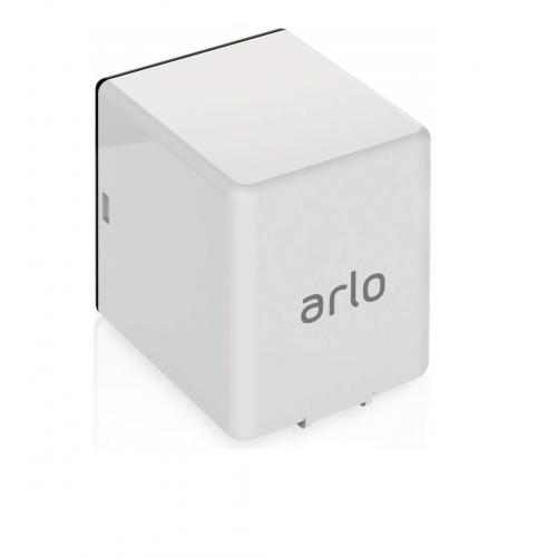 Arlo Rechargeable Battery | Compatible with Arlo Go only | (White)  -  Add-on 3660mAh Lithium Ion battery - Compatible with Arlo Go cameras - Arlo Go Camera or Arlo Charging Station required to charge the battery.