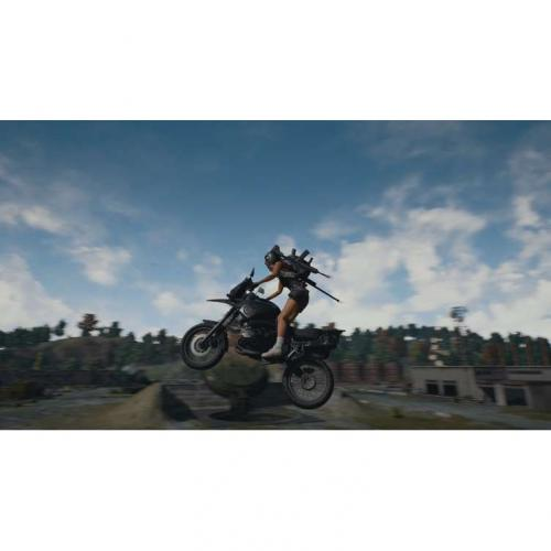 PlayerUnknown's Battlegrounds Game Preview Edition Xbox One     Xbox One X Enhanced   ESRB Rated T   Action/ Adventure Game   Battle Royale Mode   Claim Victory!