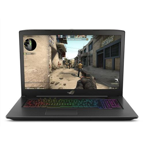 ASUS ROG Strix Scar Edition GL703GS-DS74 17.3? Gaming Laptop, 8th-Gen 6-Core Intel Core i7-8750H processor (up to 3.9GHz), GTX 1070 8GB, 144Hz 3ms display, 16GB DDR4, 256GB PCIe SSD + 1TB FireCuda