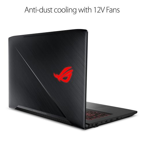 ASUS ROG Strix Scar Edition GL703GS DS74 17.3? Gaming Laptop, 8th Gen 6 Core Intel Core I7 8750H Processor (up To 3.9GHz), GTX 1070 8GB, 144Hz 3ms Display, 16GB DDR4, 256GB PCIe SSD + 1TB FireCuda