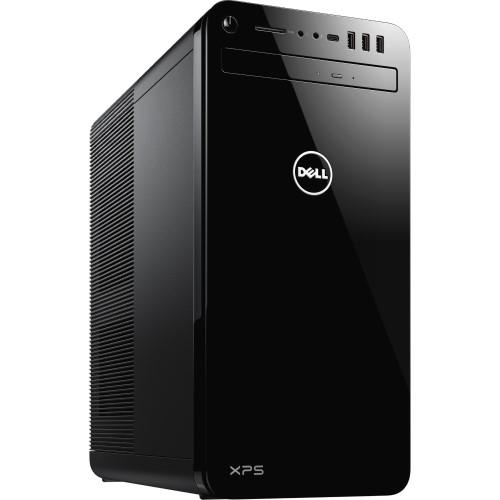 Dell XPS 8930 Desktop Computer I7 8700H 8GB RAM 16GB Optane Memory 1TB HDD NVIDIA GTX 1060 6GB Black   8th Gen I7 8700 Hexa Core
