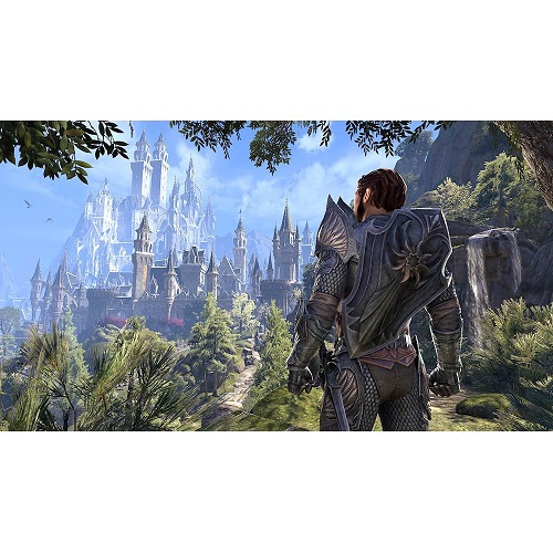 The Elder Scrolls Online: Summerset For PS4   PlayStation 4   Role Playing Game   Rated M (Mature 17+)   Multiplayer Supported   PlayStation Plus Online Membership Required