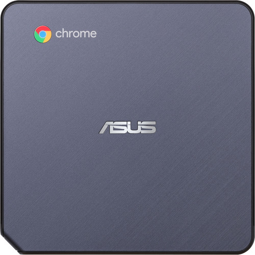ASUS Chromebox 3 Intel Core I3 4GB RAM 32GB SSD Star Gray     7th Gen I3 7100U Dual Core   Intel HD Graphics 620   2.4 GHz Processor Speed   Mini PC Form Factor   Chrome OS