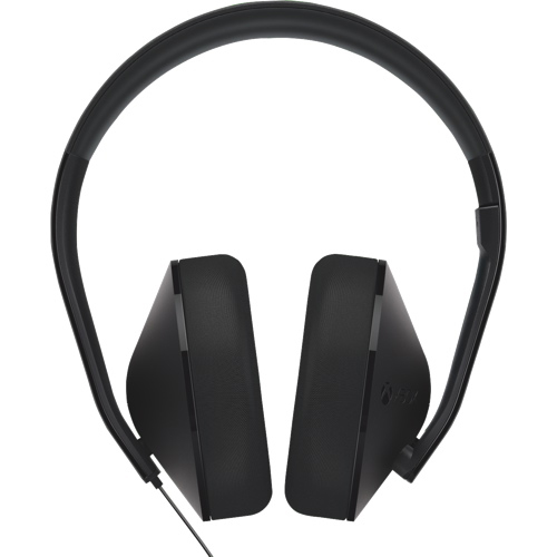 Xbox One CHAT Headset Black     Detachable Adapter Included   Unidirectional Microphone   Easy To Set Up   Full Range Audio Spectrum