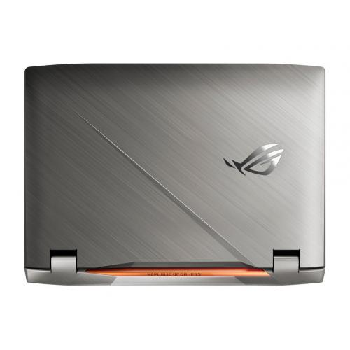Asus G703GI XS71 17.3 Inch Intel Core I7 8750H 2.2GHz/ 16GB DDR4/ 256GB PCIE SSD + 2TB SSHD/ GTX 1080/ USB3.1/ Windows 10 Pro Notebook (ROG Metallic Copper Style)