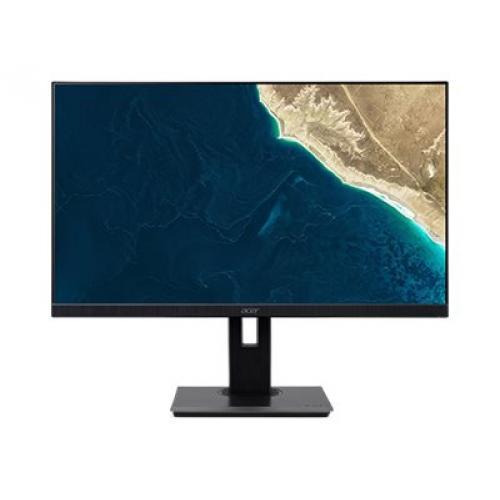 "Acer B247Y 23.8"" Full HD LED LCD Monitor - 16:9 - Black"