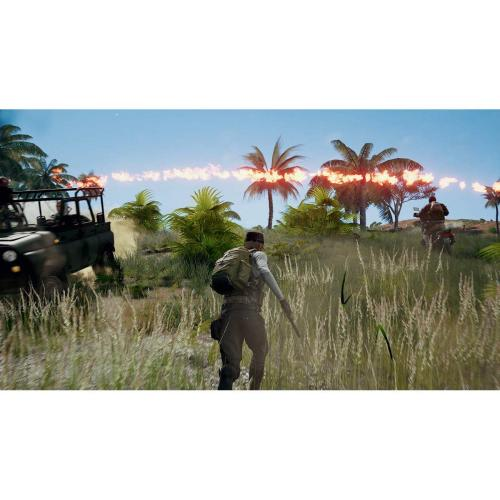 PLAYERUNKNOWN'S BATTLEGROUNDS Xbox One   Xbox One Supported   ESRB Rated Teen 13+   Survival Shooter Action/Adventure Game   Product Release Includes 3 Maps   In Depth Loot System   Go Solo Or Squad Up