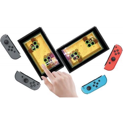 Super Mario Party Nintendo Switch   For Nintendo Switch   ESRB Rated E (Everyone)   Pair 2 Nintendo Switch Systems   80 Minigames Packed W/ Challenges