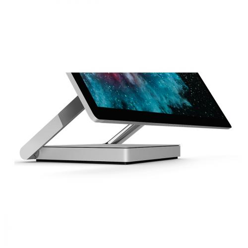 "Microsoft Surface Studio 2 28"" All In One Desktop Computer Intel Core I7 16GB RAM 1TB SSD Platinum     7th Gen I7 7820HQ Quad Core   PixelSense Display Touchscreen   NVIDIA GeForce GTX 1060   Work In Studio Or Desktop Mode   Windows 10 Pro"