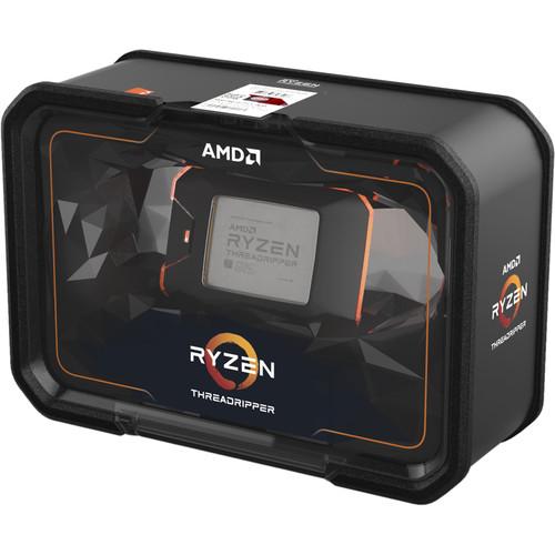 AMD Ryzen Threadripper 2970WX Processor   24 Cores & 48 Threads   3.5 GHz  4.2 GHz CPU Speed   64 MB L3 Cache   STR4 Processor Socket   Quad Channel Architecture