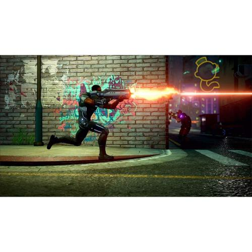 Crackdown 3 Xbox One   Xbox One Supported   ESRB Rated Mature (17+)   Action/Adventure Game   Solo Or Co Op Player Mode   All New Multiplayer Wrecking Zone   Dangerous Open World Playground