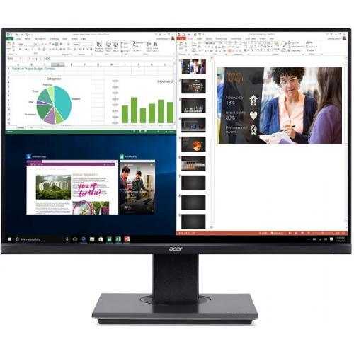 """Acer BW257 25"""" WUXGA LED LCD Monitor   16:10   Black"""