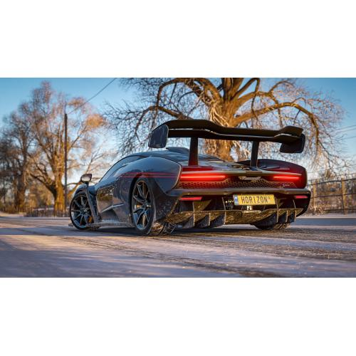 Forza Horizon 4 (Digital Download)   For Xbox One And & Windows 10 PC   Full Game Download Included   ESRB Rated E (Everyone)   Play Solo Or Cooperatively