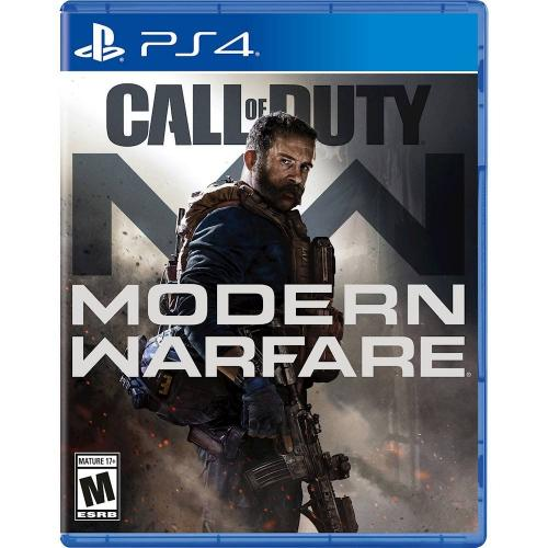 Call of Duty: Modern Warfare PlayStation 4 - PS4 Supported - ESRB Rated M (Mature 17+) - First Person Shooter - Multiplayer Supported