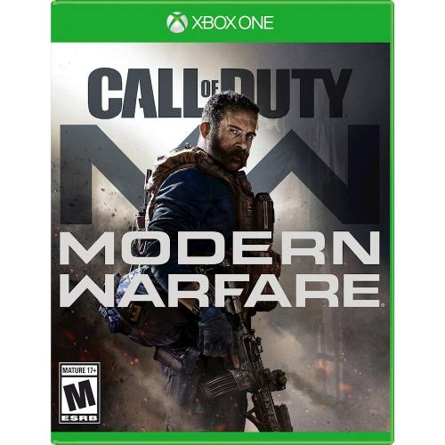 Call of Duty: Modern Warfare Xbox One - Xbox One supported - ESRB Rated M (Mature 17+) - First Person Shooter - Multi-player supported