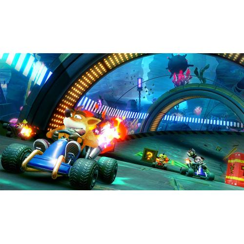 Crash Team Racing Nitro Switch
