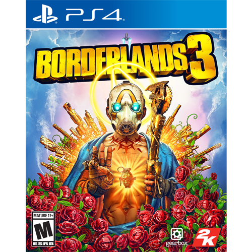 Borderlands 3 PlayStation 4 - PS4 Supported - Shooter Game - ESRB Rated Mature (17+) - A Mayhem-fueled Thrill Ride - Quick & Seamless CO-OP Action